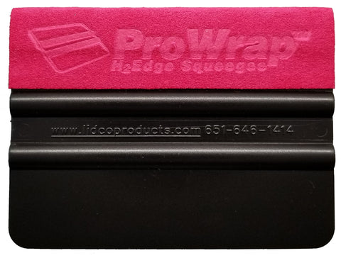 ProWrap™ H2EDGE Squeegee - HOT PINK