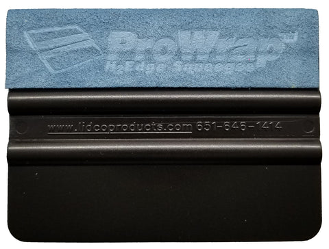 ProWrap™ Ultrasuede® Wet Edge Squeegee - SLATE OR DIE!