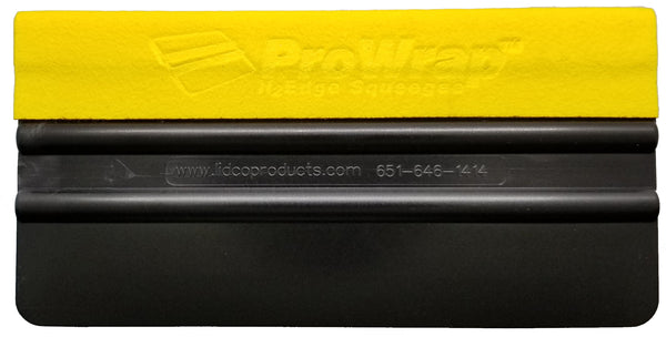 ProWrap™ H2EDGE Squeegee - SUNSHINE YELLOW