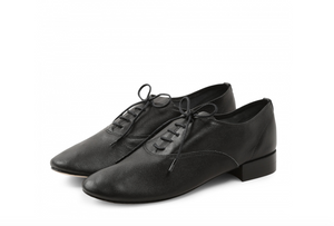 Repetto Oxford - Goatskin Black