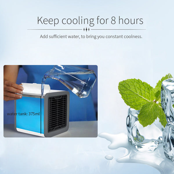 Portable Mini Air Conditioner, Fresh Home