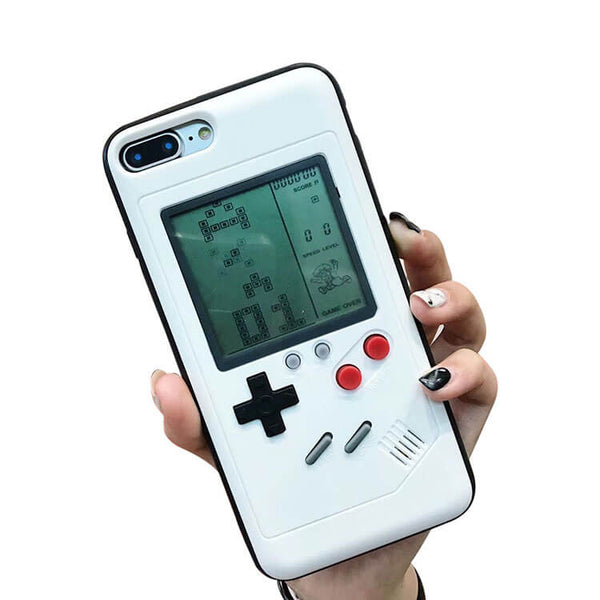 Tetris Game iPhone Case