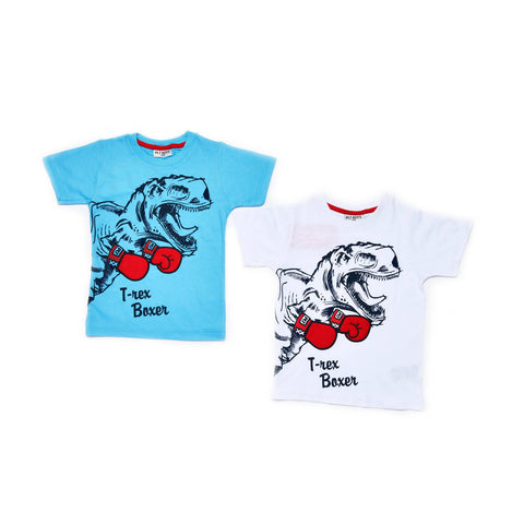 T Rex Design T-shirt