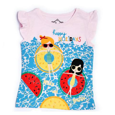 Cute T-Shirt For Girls