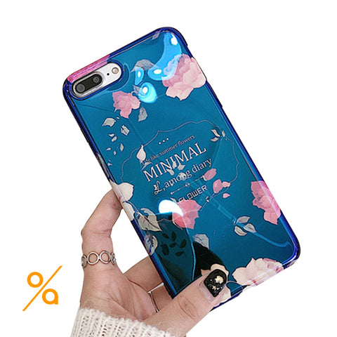 Elegant Floral iPhone cover