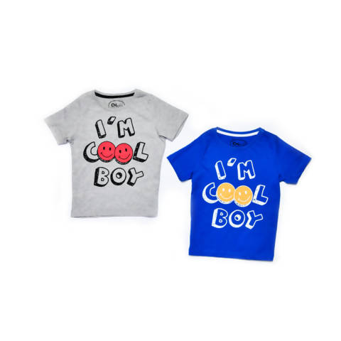 I'm Cool Boy Printed T-shirt