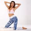 Fitness Pink Yoga Suit