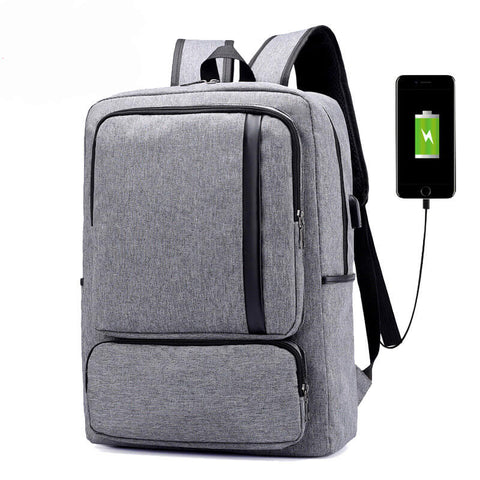 USB Charging Port Business and Travel Laptop Backpack
