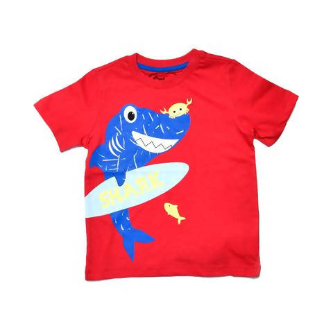 Sharks Design T-Shirts