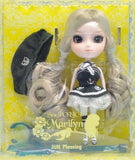 Groove Inc. Little Pullip+ LP-400 Marine POLICE Marilyn girl Fashion doll (Jun Planning)-DREAM Playhouse