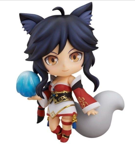 Good Smile Nendoroid 411 League of Legends LoL Ahri (Renewal packaging ver.)