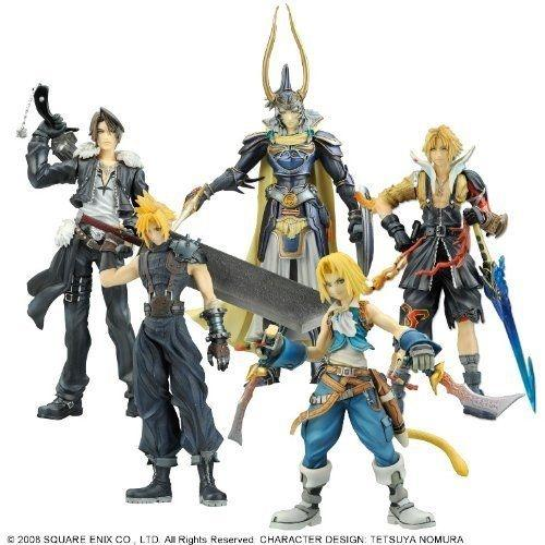 Square Enix DISSIDIA Final Fantasy VI Trading Arts figure vol. 1 Japan version
