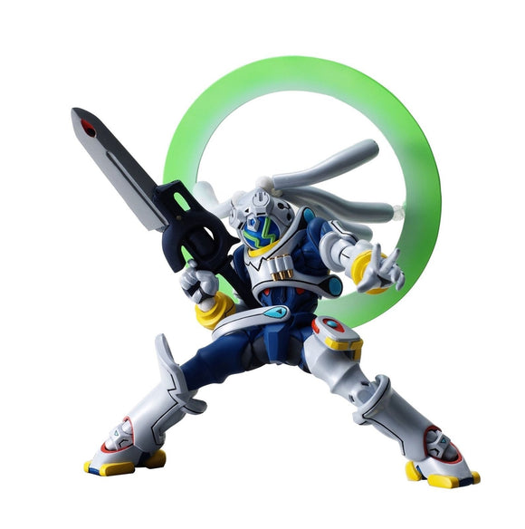 Kaiyodo Revoltech Yamaguchi 007 Overman King Gainer action figure LR-014