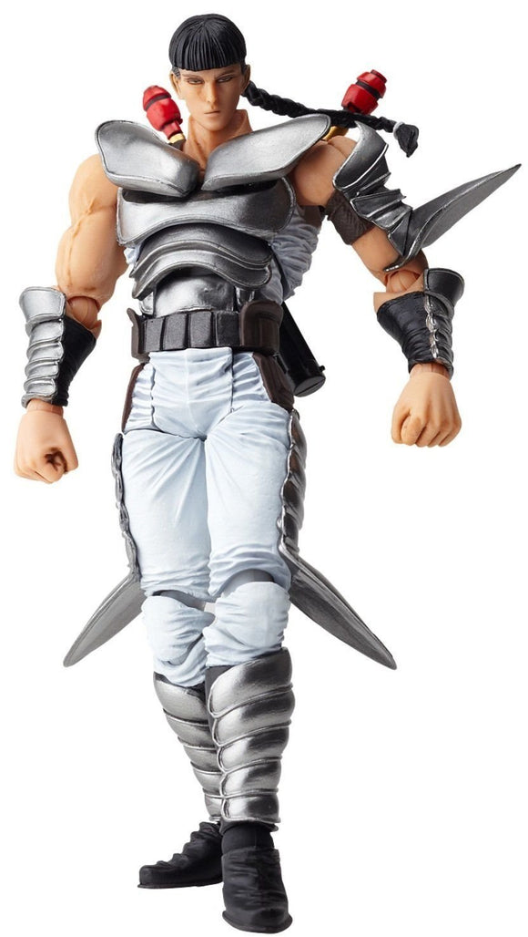Kaiyodo Revoltech Fist of The North Star Hokuto no Ken Revolution 018 Shura - DREAM Playhouse