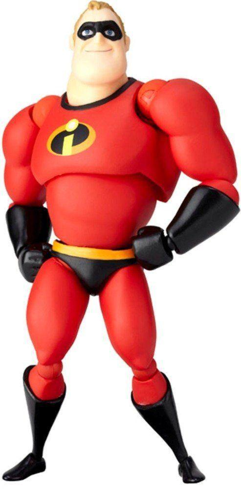 Kaiyodo Revoltech Disney Pixar Figure Collection 004 Mr. Incredible