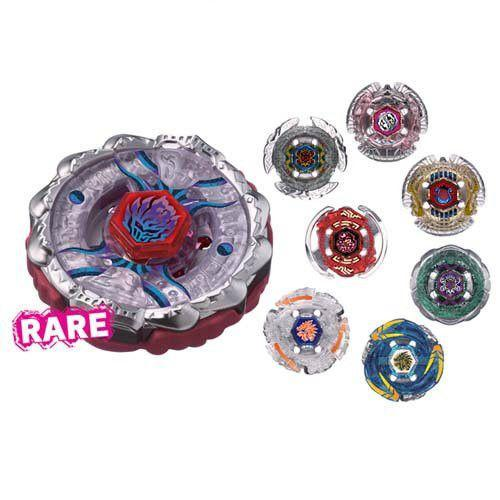 Takara TOMY 2011 Beyblade Metal fight Fusion 4D BB-123 Random booster Vol. 9