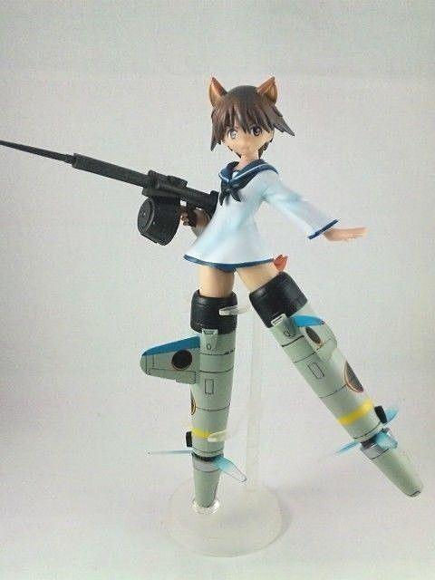 Furyu Strike Witches High Quality figure Yoshika Miyafuji