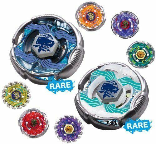 Takara TOMY 2010 Beyblade Metal fight Fusion BB-82 Random booster Vol. 5