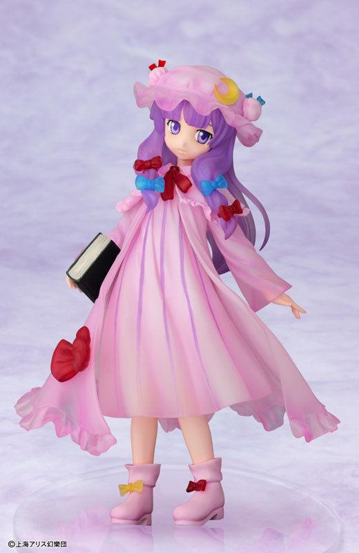 Griffon Enterprises Touhou Project Patchouli Knowledge clear ver. 1/8 PVC figure