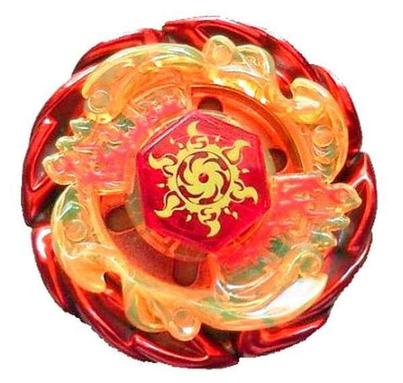 Takara TOMY 2010 Beyblade Metal Fight Fusion Solar Sol Blaze V145AS booster set