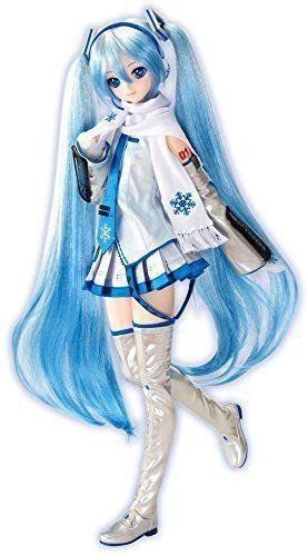 Volks Dollfie Dream Vocaloid Hatsune Miku Snow Ver. 1/3 Fashion doll