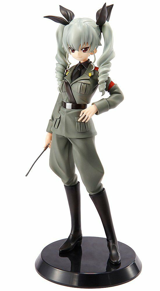 Penguin Parade Girls und Panzer Commander Anchovy standard ver. 1/8 PVC figure - DREAM Playhouse