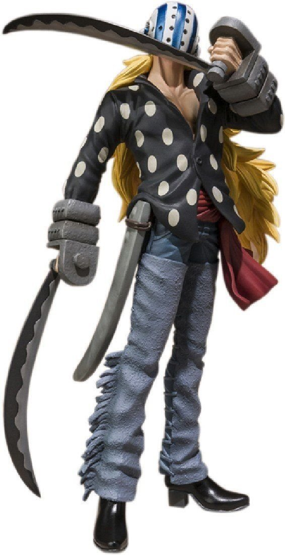 Bandai Figuarts Zero One Piece Killer PVC Figure