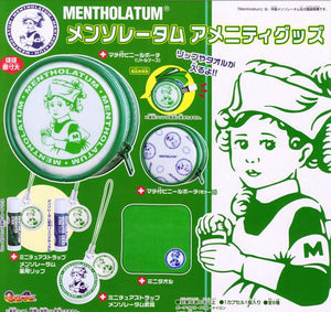 Bandai ROHTO Pharmaceutical Mentholatum amenity goods gashapon figure (set of 6) - DREAM Playhouse