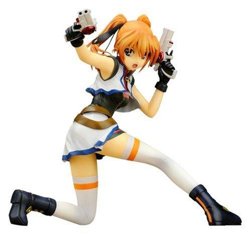 Alter Magical Girl Lyrical Nanoha Teana Lanster Barrier Jacket ver 1/7 PVC figure