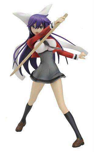 Movic Samurai Harem Asu no Yoichi Ikaruga Ibuki 1/7 PVC Figure-DREAM Playhouse