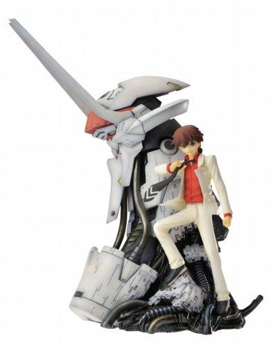 Kotobukiya Linebarrels of Iron Hayase Kouichi with Linebarrels Cold Cast figure-DREAM Playhouse
