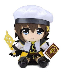 Gift Nendoroid Plushie Magical Girl Lyrical Nanoha Yagami Hayate Stuffed toy-DREAM Playhouse