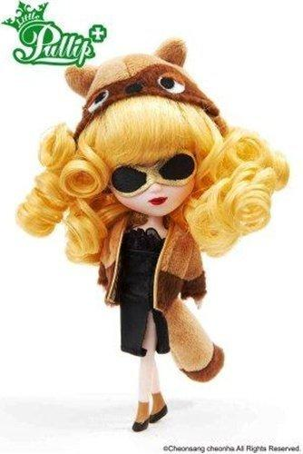 Groove Inc. Little Pullip+ LP-420 Madame Raccoon girl Fashion doll (Jun Planning)-DREAM Playhouse