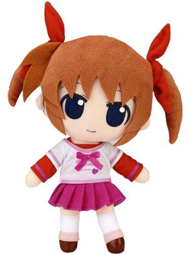 Gift Nendoroid Plushie Magical Girl Lyrical Nanoha Takamachi Nanoha Casual Ver. Stuffed toy-DREAM Playhouse