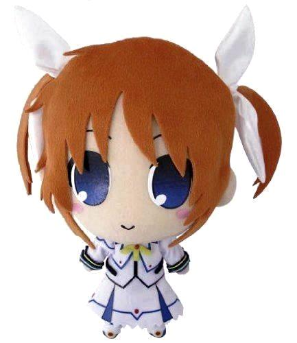 Movic Magical Girl Lyrical Nanoha The Movie 1st Takamachi Nanoha Stuffed toy-DREAM Playhouse