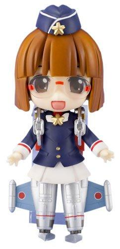 Good Smile Hobby Japan Nendoroid 138 Magical Marine Pixel Maritan Hoku Jiei-tan Air force ver.-DREAM Playhouse