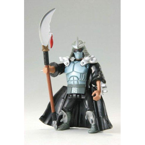 Playmates Tmnt 2003 Teenage Mutant Ninja Turtles Shredder Action Figure Mt-05 - Action Figure