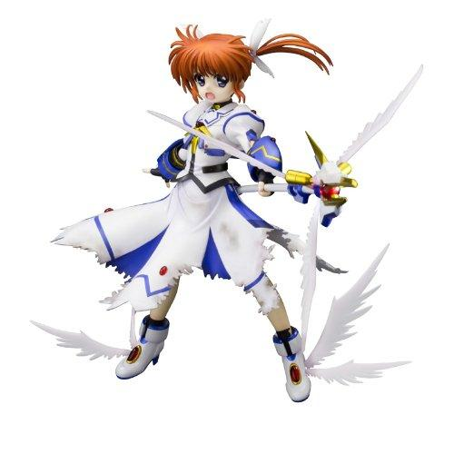 Kotobukiya Magical Girl Lyrical Nanoha Takamachi Nanoha Devotion 1/8 PVC figure