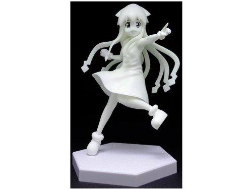 Wave Treasure Figure Collection Shinryaku! Ika Musume Phosphorescent ver. 1/10 PVC Figure Be-J-DREAM Playhouse