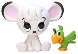Organic Tezuka Moderno Flockies Leo & Coco Vinyl figure set-DREAM Playhouse