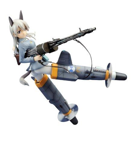 Alter Strike Witches 2 Eila Ilmatar Juutilainen Alter Ver. 1/8 PVC figure-DREAM Playhouse
