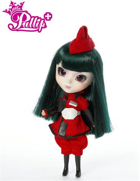 Groove Inc. Little Pullip+ LP-402 miss Green girl Fashion doll (Jun Planning)-DREAM Playhouse