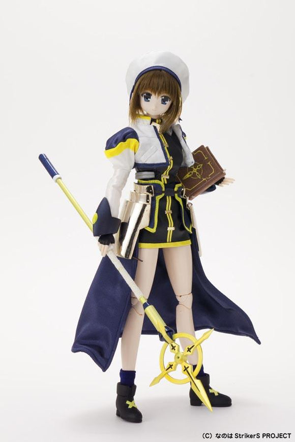 AZONE 035 Magical Girl Lyrical Nanoha SS Hayate Yagami 1/6 fashion Doll - DREAM Playhouse