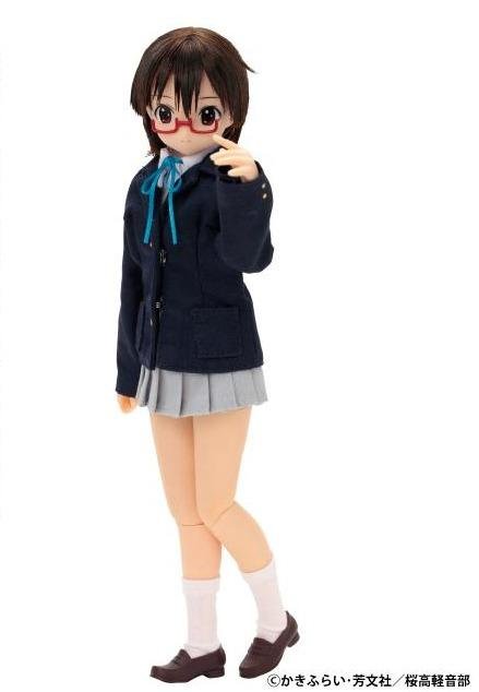 AZONE Pure Neemo K-ON Manabe Nodoka 1/6 fashion Doll - DREAM Playhouse