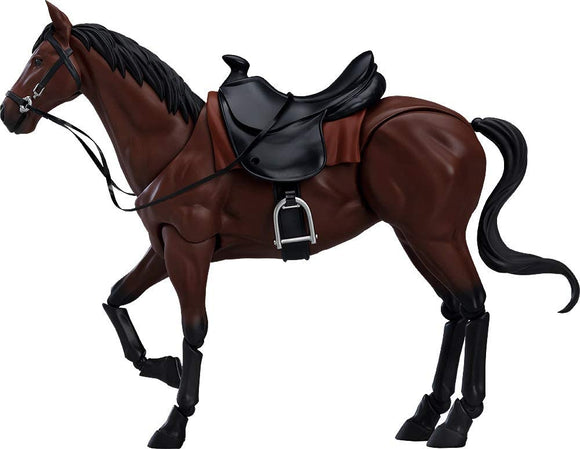 Max Factory Good Smile figma 490b Horse Brown Chestnut ver. 2 - DREAM Playhouse
