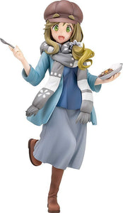 WING Yurucamp Laid-Back Camp Aoi Inuyama 1/7 PVC figure - DREAM Playhouse