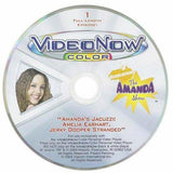 Hasbro Video Now Color PVD disc Nickelodeon The Amanda Show AS1 (3 disc) - DREAM Playhouse
