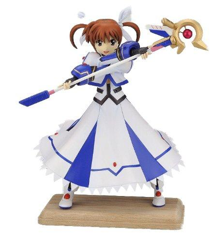 Movic Magical Girl Lyrical Nanoha The Movie 1st Takamachi Nanoha 1/8 PVC figure-DREAM Playhouse