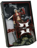 Happient R.A.W.S Devil May Cry 3 Dante Real Art Works 3D Poster figure - DREAM Playhouse