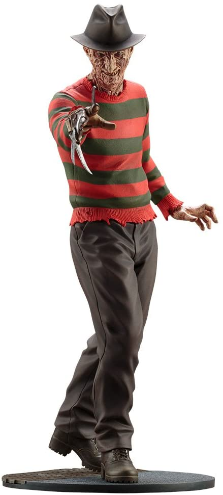 Kotobukiya ARTFX A Nightmare On Elm Street 4 Freddy Krueger 1/6 PVC figure - DREAM Playhouse
